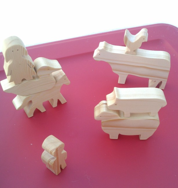 make wooden toys