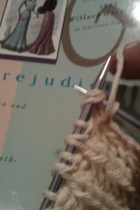 brioche stitch, bracelet 005