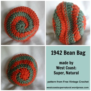 1942 Bean Bag collage