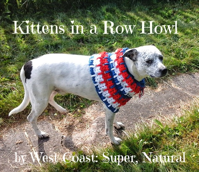 kittens in a row crochet pattern West Coast Fibre Arts: Super ...