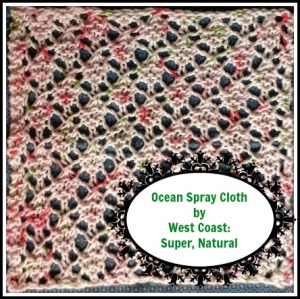 Ocean Spray cloth