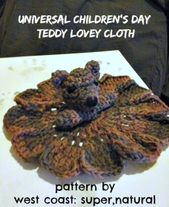 Lovey Cloth
