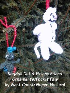 Ragdoll Cat and friend