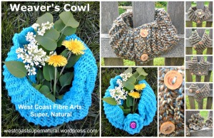 Weaver's Cowl Collage