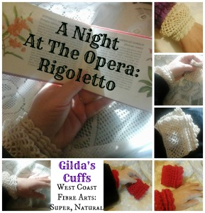Gilda's Cuffs Collage