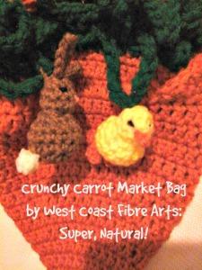 Crunchy Carrot 2