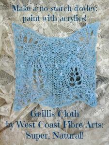 Geillis Cloth no starch