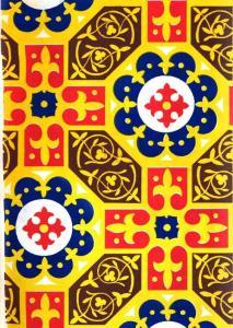 fleur de lis embroidery