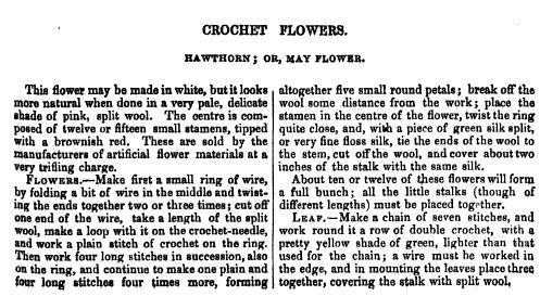hawthorn crochet