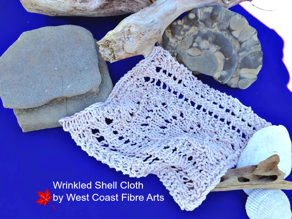 wrinkled shell cloth